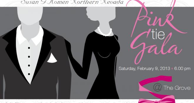 Pink Tie Gala Update