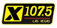 X107.5 Las Vegas