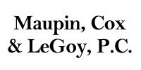 Maupin, Cox & LeGoy, P.C.